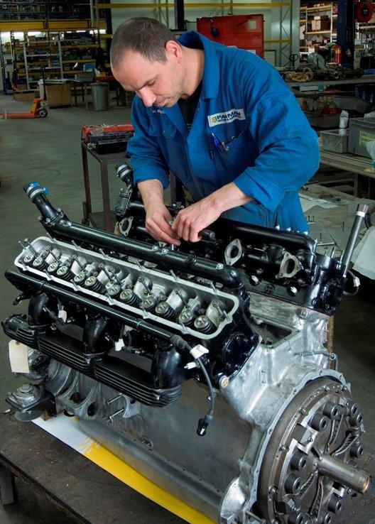 Een tweede leven voor oldtimer motoren