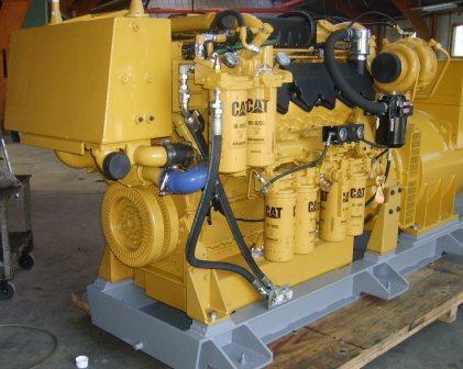 Ontwikkeling en bouw van klantspecifieke generatorsets