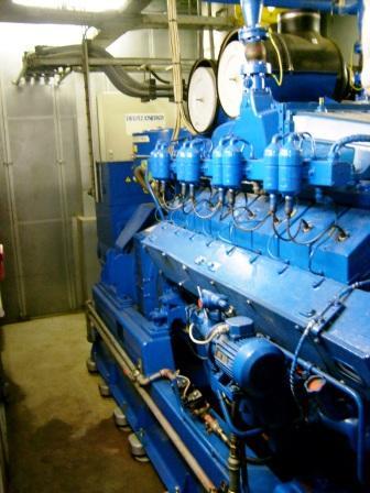 WKK-installatie, warmtekrachtkoppeling