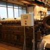 Nieuwe pompmotor en besturingssysteem gemaal