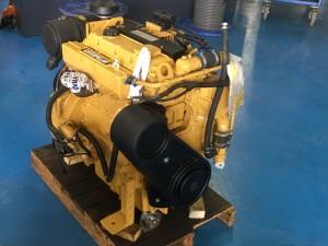 CAT C4.4 DINA marine motor