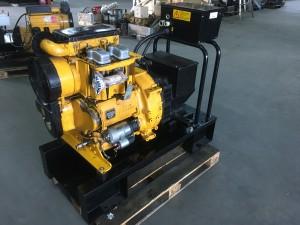 Hatz 2M41 open generatorset