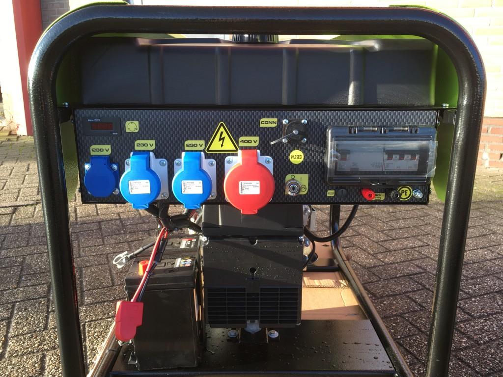 Pramac generatorset
