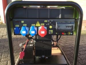 Pramac draagbare generatorset
