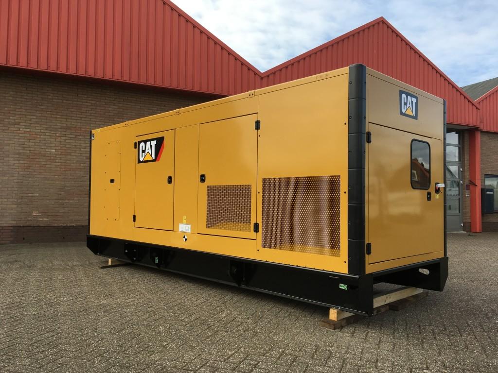 Caterpillar C18 700 kVA