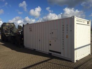 pasman generatorset