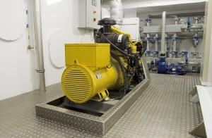 Marine Generatorset