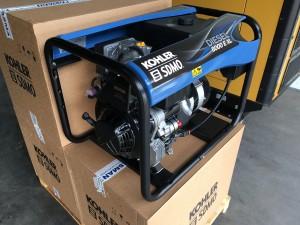 SDMO 6000 E XL 01 draagbare generatorset